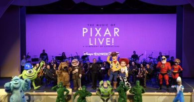 Music of Pixar Live