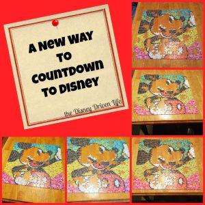 Disney Puzzle countdown