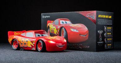 Lightning McQueen Sphero Cars 3