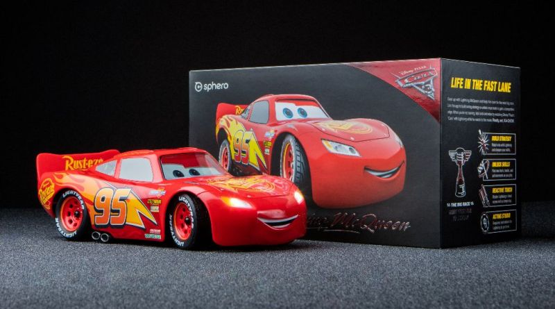 Lightning McQueen Sphero Cars 3