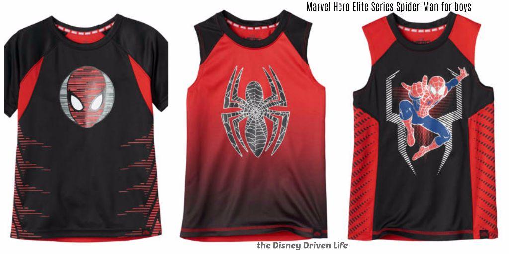 Marvel Hero Elite Series Spider-Man for boys