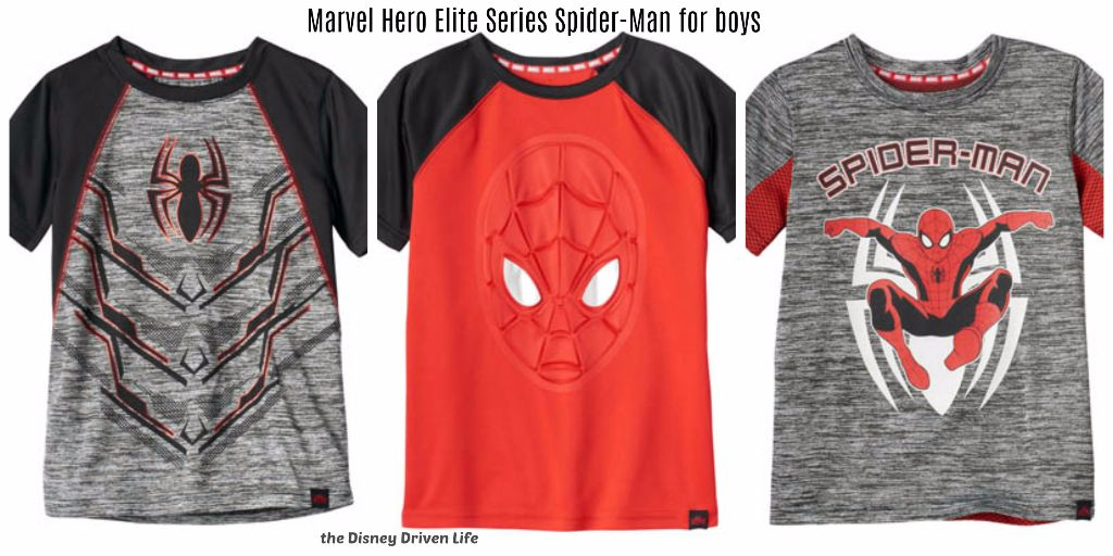 Marvel Hero Elite Series Spider-Man for boys