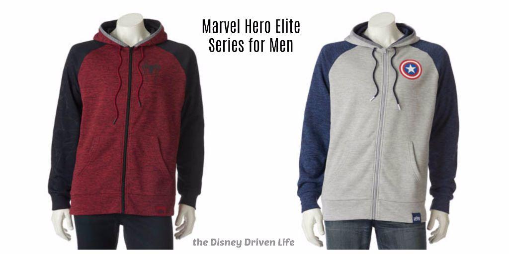 Marvel Hero Elite Series for men