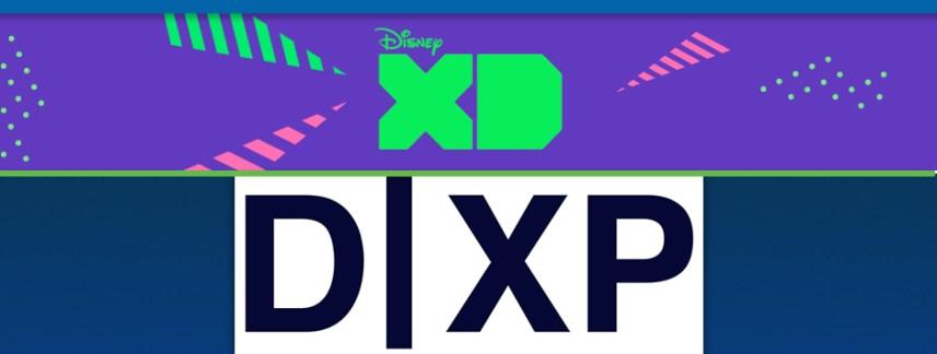 dxp disney xd