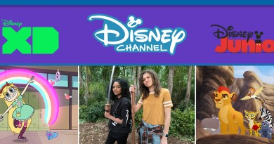 Disney Channel Disney XD Programming