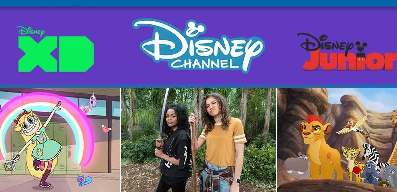 Disney Channel Disney XD Programming