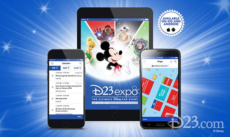 d23 expo tips