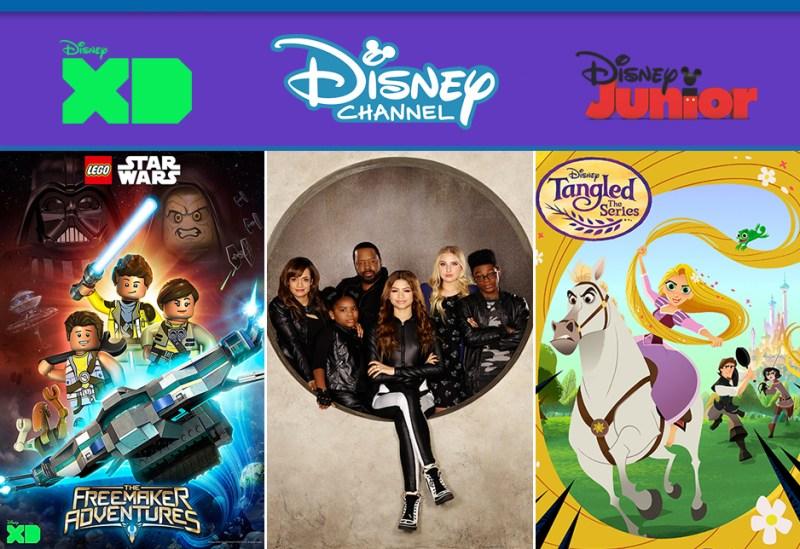 What's On Disney XD Disney Channel