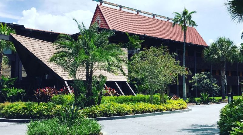 Polynesian View - Wordless Wednesday