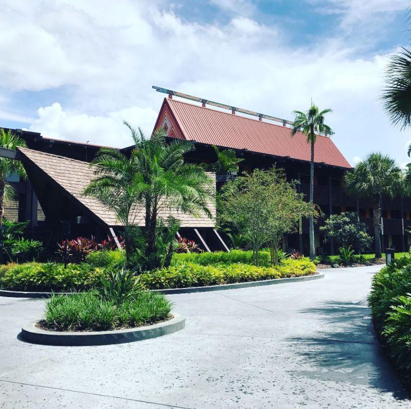 Polynesian View - Wordless Wednesday