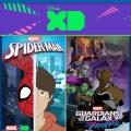Spider Man & Guardians of the Galaxy Disney XD