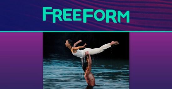 dirty dancing freeform