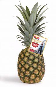 star wars dole Healthy galaxy pineapple