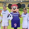 minnie mouse soccer uniform