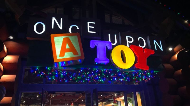 Once Upon a Toy