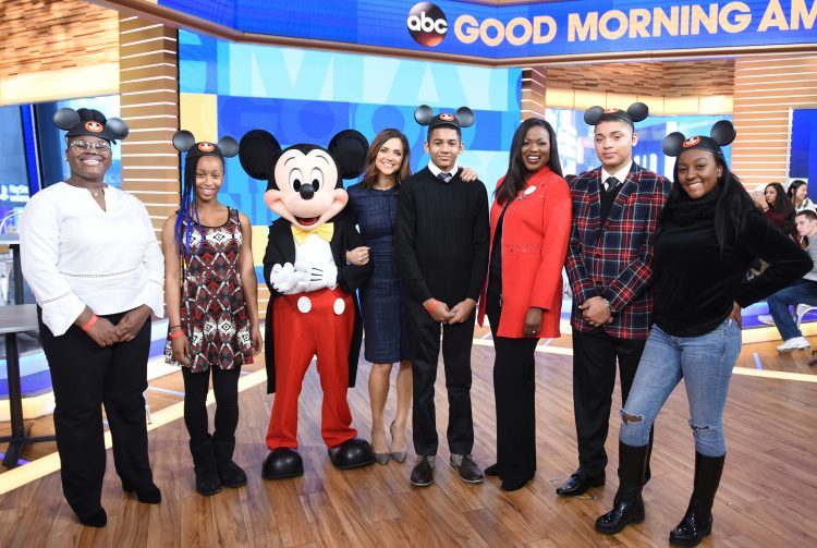 Disney Dreamers Good Morning America