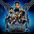 Black Panther Score Cover