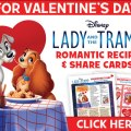 Lady & the Tramp Valentine's Day