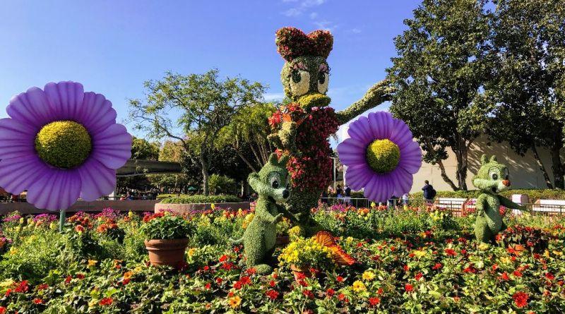 Daisy Celebrates Spring - Wordless Wednesday