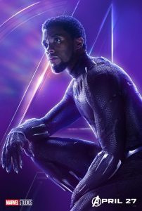 Avengers Infinity War Black Panther
