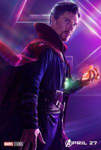 Avengers Infinity War Dr Strange