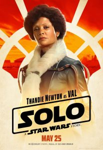 Solo A Star Wars Story Val