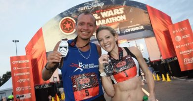 Star Wars The Dark Side runDisney Winners