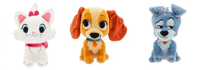 Marie Tramp and Lady Plush - Furrytale friends – Small