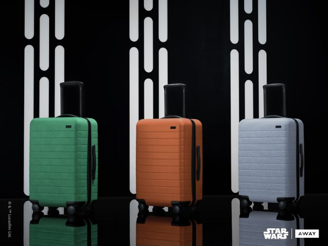 Star Wars x Away Collection