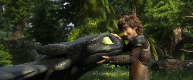 How to Train Your Dragon 3 Hidden World