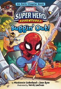 Buggin Out Marvel Super Hero Adventures
