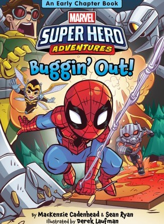 Buggin' Out Marvel Super Hero Adventures