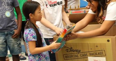 Disney Hospital Care Package