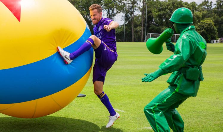 "Green Army Men ""Play BIg"" with Orlando City Soccer Club"