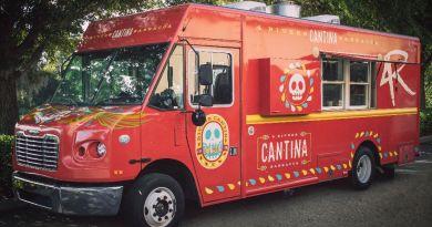 The 4R Cantina Barbacoa Food Truck at Disney Springs