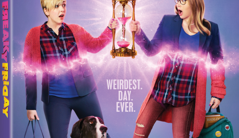 Freaky Friday 2018 DVD