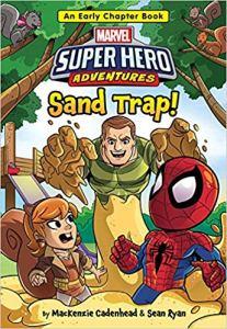 Marvel Super Hero Adventures Sand Trap