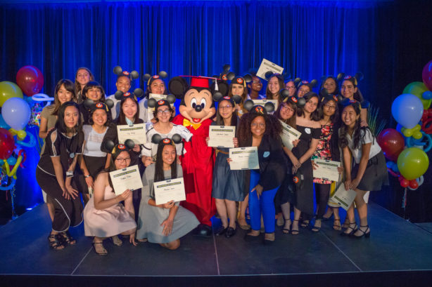 Last week marked the culmination of Disney's third Girls Who Code Summer Immersion Program, a seven-week program that introduces high school students to computer science.