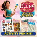 elena of avalor realm of jaquins activity sheets