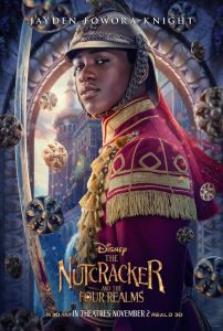 The Nutcracker and the Four Realms Phillip