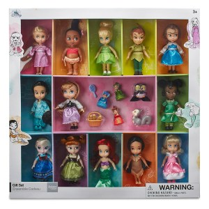 Animator 5 inch 12 Pack of Dolls