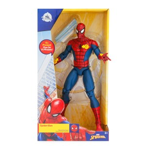 SpiderMan Talking Action Figure