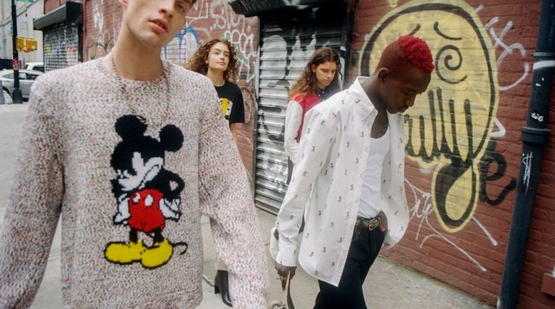 rag & bone x Disney Mickey Mouse