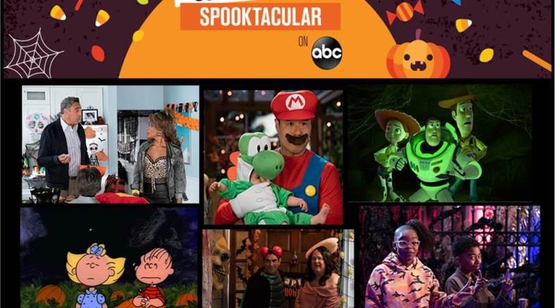 October Spooktacular ABC