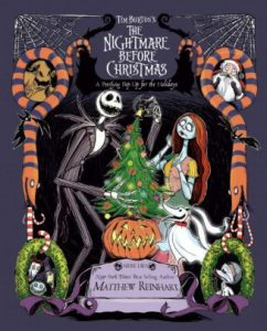 nightmare before christmas pop up