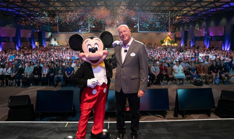 Bob Chapek Reveals Exciting New Details about Upcoming Disney Pa