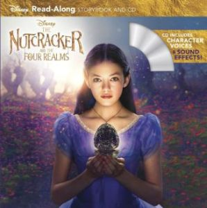 The Nutcracker and the Four Realms read along cd