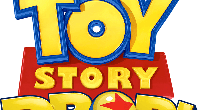 toy story drop big fish logo