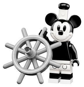 Disney Lego Minifigures New Series 2 Steamboat Mickey