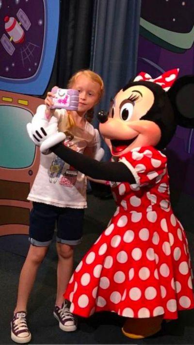 The Love of Disney - Parker R